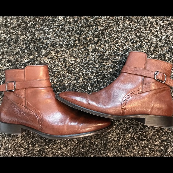 johnston and murphy maxwell chelsea boot
